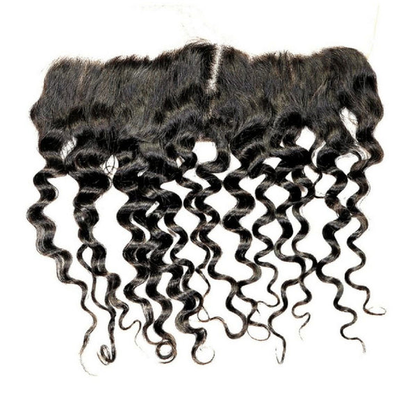 Malaysian Curly Wave Frontal