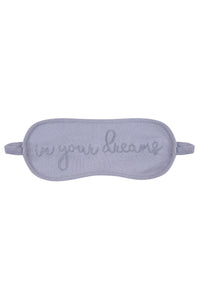 "Eye mask ""in your dreams"""