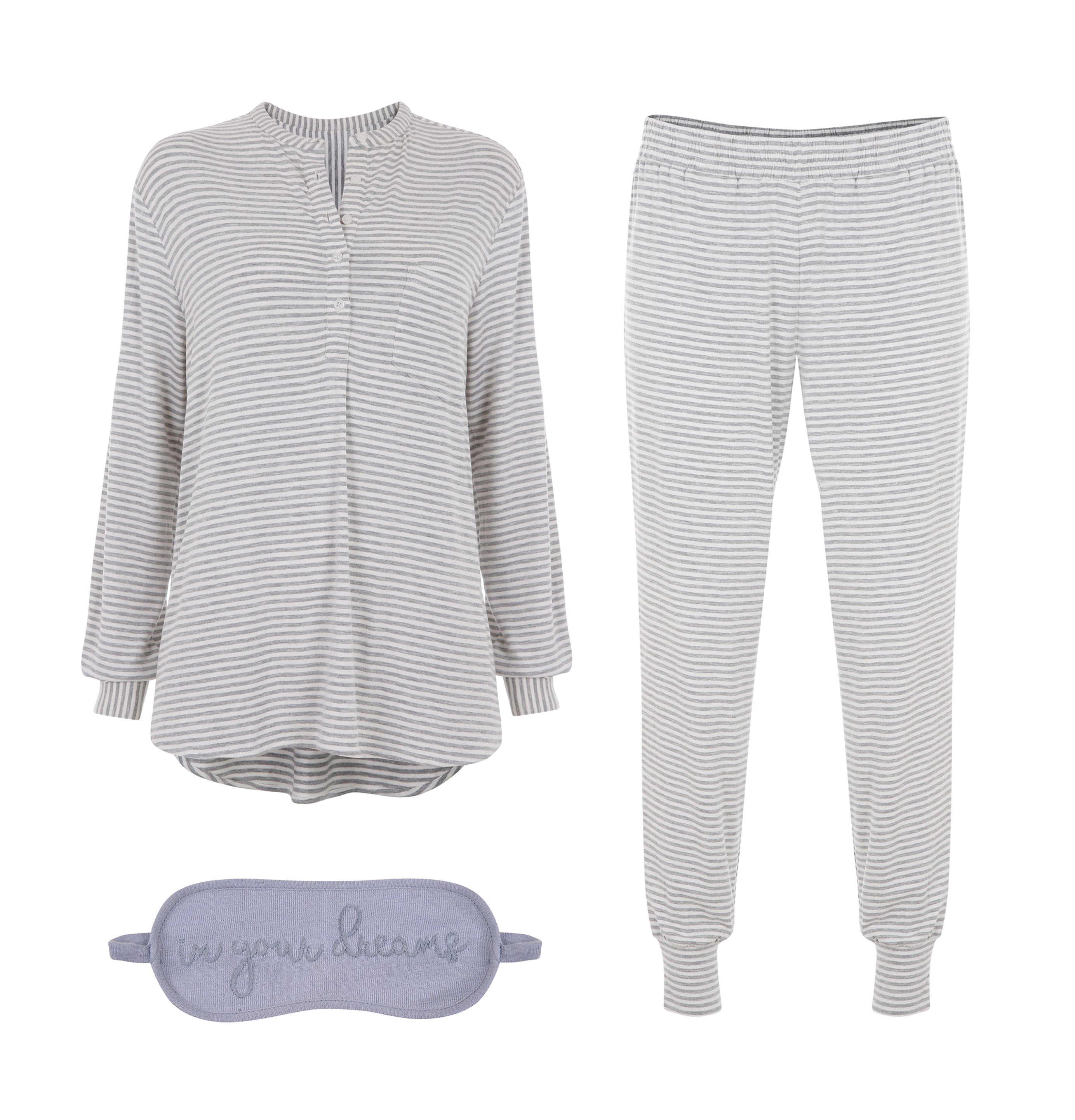Grey Sleep Set