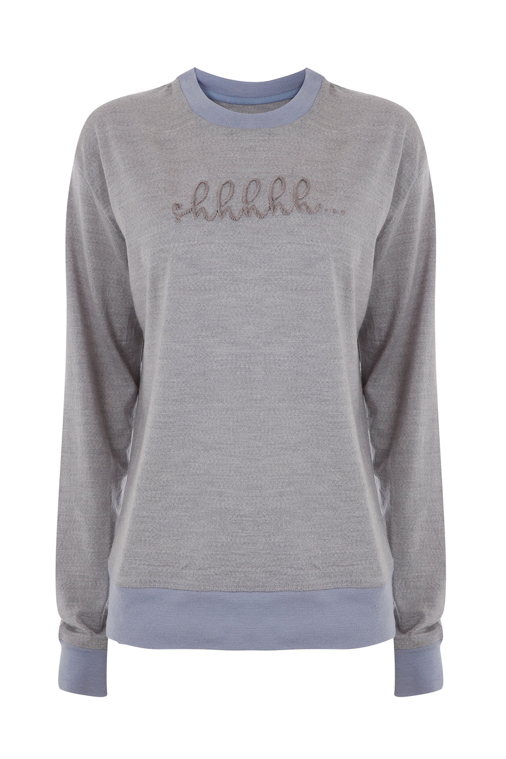 Luxe + Hardy | Luxe & Hardy | Loungewear to travel in | Top loungewear brands | Loungewear for older ladies | sweater | sweatshirt | Merino wool | embroidered sweater