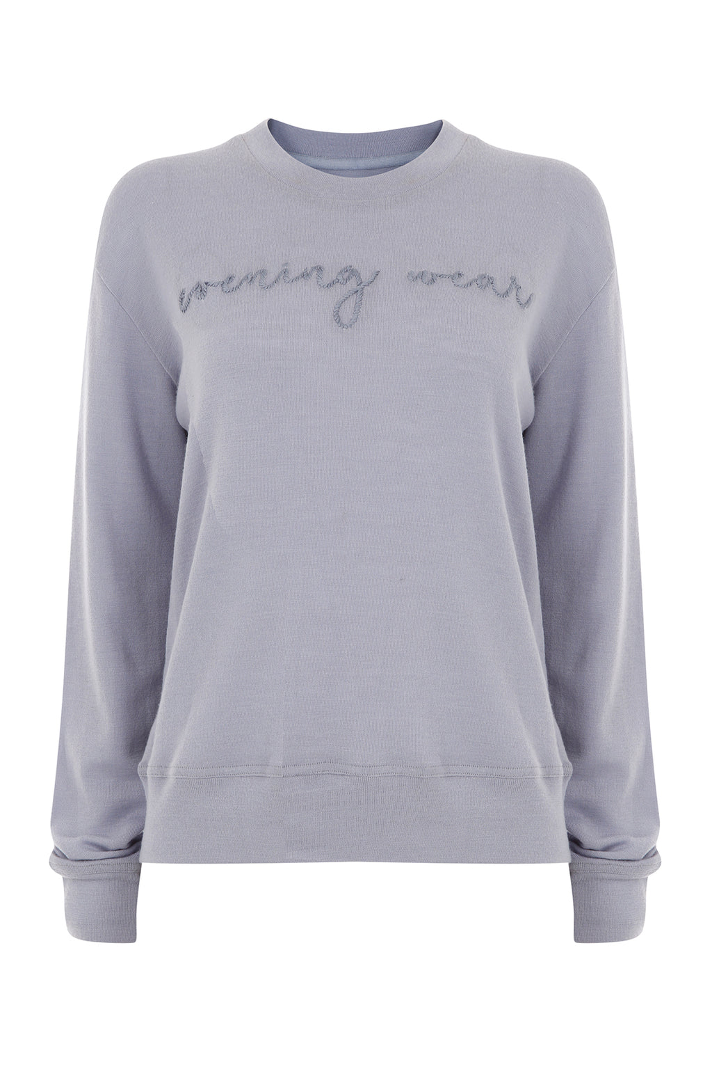 Luxe + Hardy | Luxe and Hardy | sweatshirt | sweatshirt womens | loungwear for women  | Loungewear you can wear out  | embroidered sweatshirt | merino wool jumper