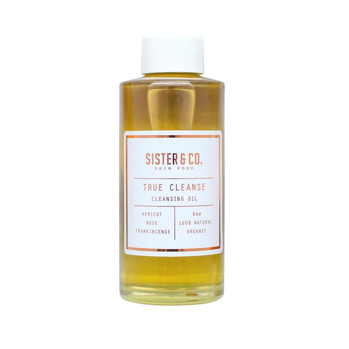 True Cleanse Cleansing Oil- Apricot Rose and Frankincense