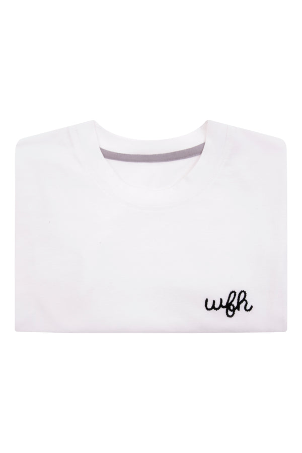Classic Oversized Tee | WFH Embroidery