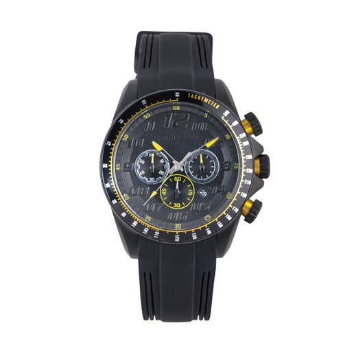 Renault Sport chronograph watch