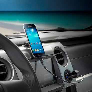 Renault Portable smartphone holder - dash mounted