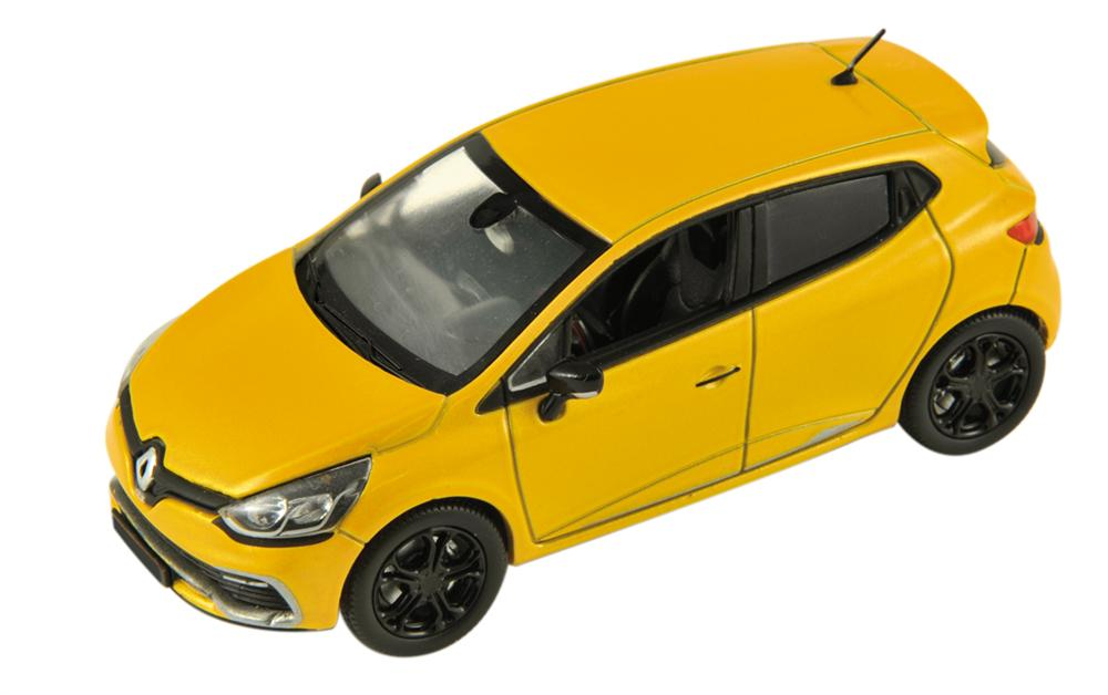 Wszystkie nowe Renault Clio IV RS Miniature | Renault Merchandise & Gifts VC69
