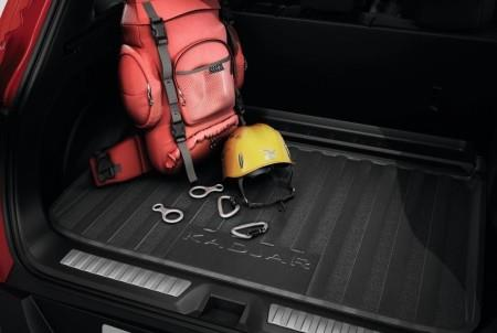 Renault Kadjar semi-rigid boot liner