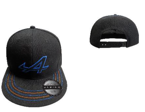 Alpine Racing Kids Cap - Kineholme of Otley