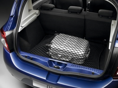 Dacia Sandero/Stepway Storage Boot Net, Horizontal