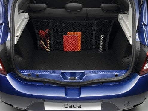 Dacia Storage Boot Net, Vertical