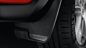 Renault Clio Mud Flap Pack