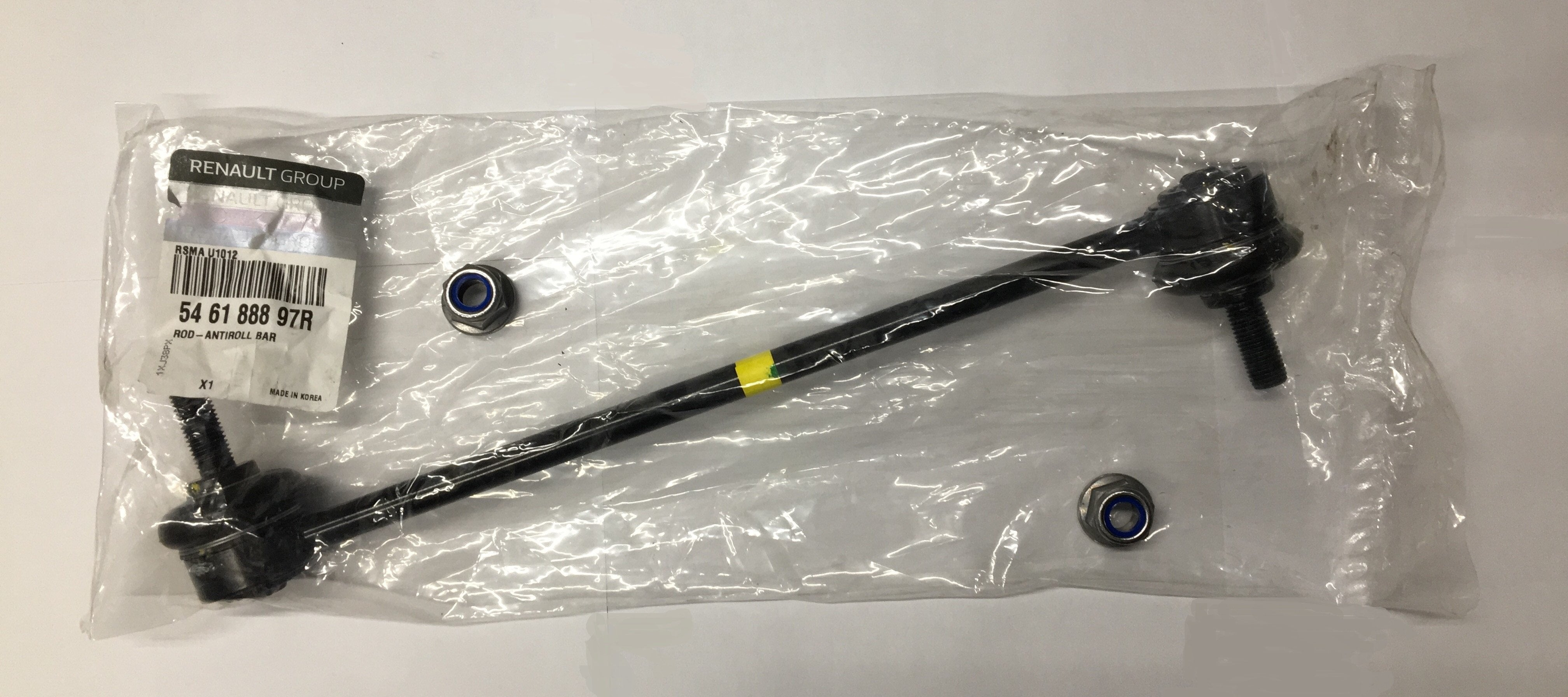 Renault Scenic Front Left & Right Hand Anti Roll Bar Stabiliser