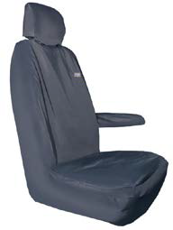 Renault Master Front Drivers Seat Covers (Heavy Duty)