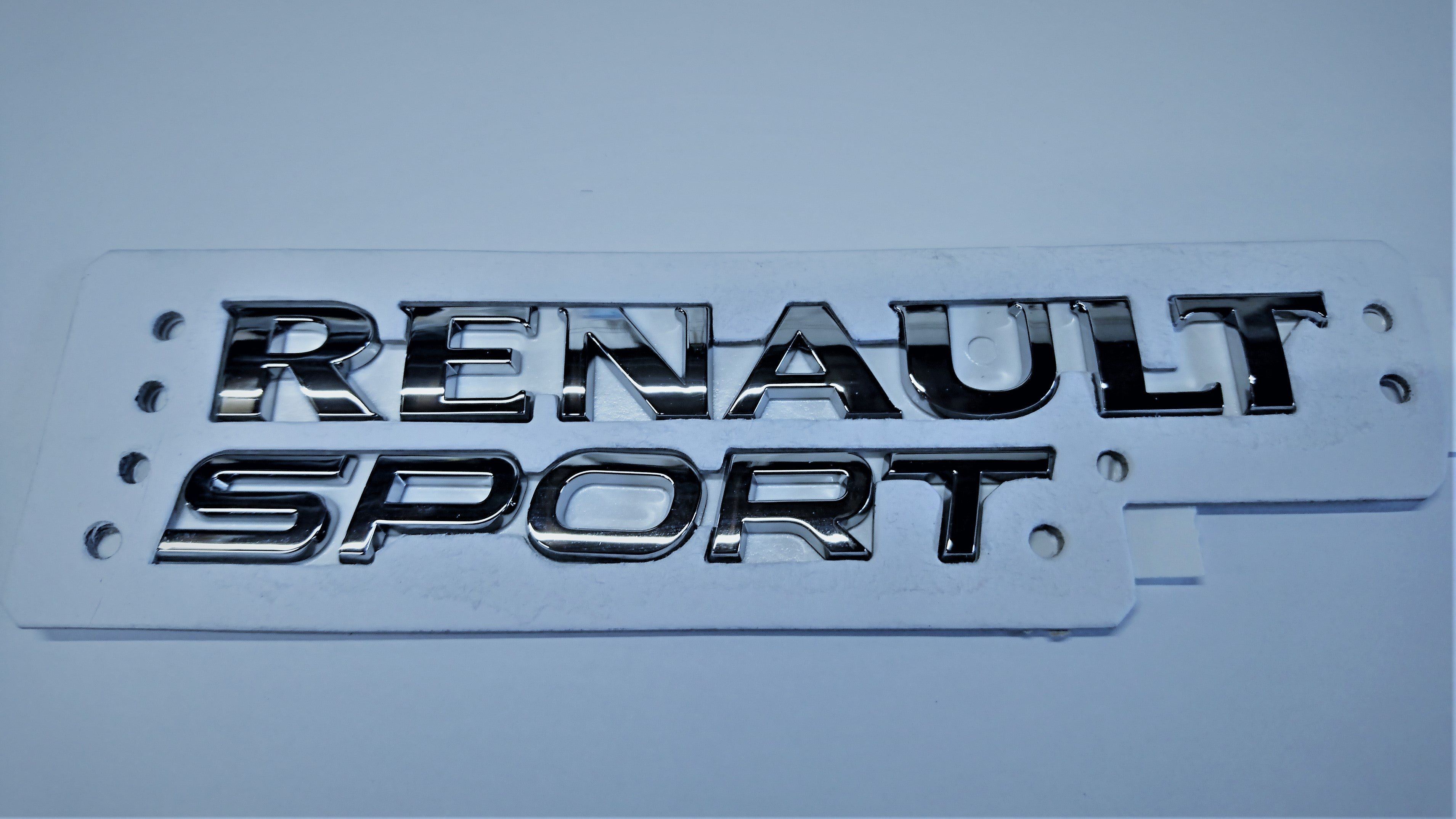 Renault Sport Badge