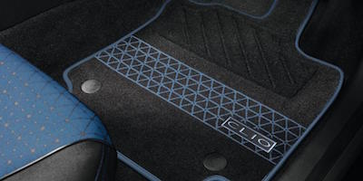 renault dacia boot and floor mats