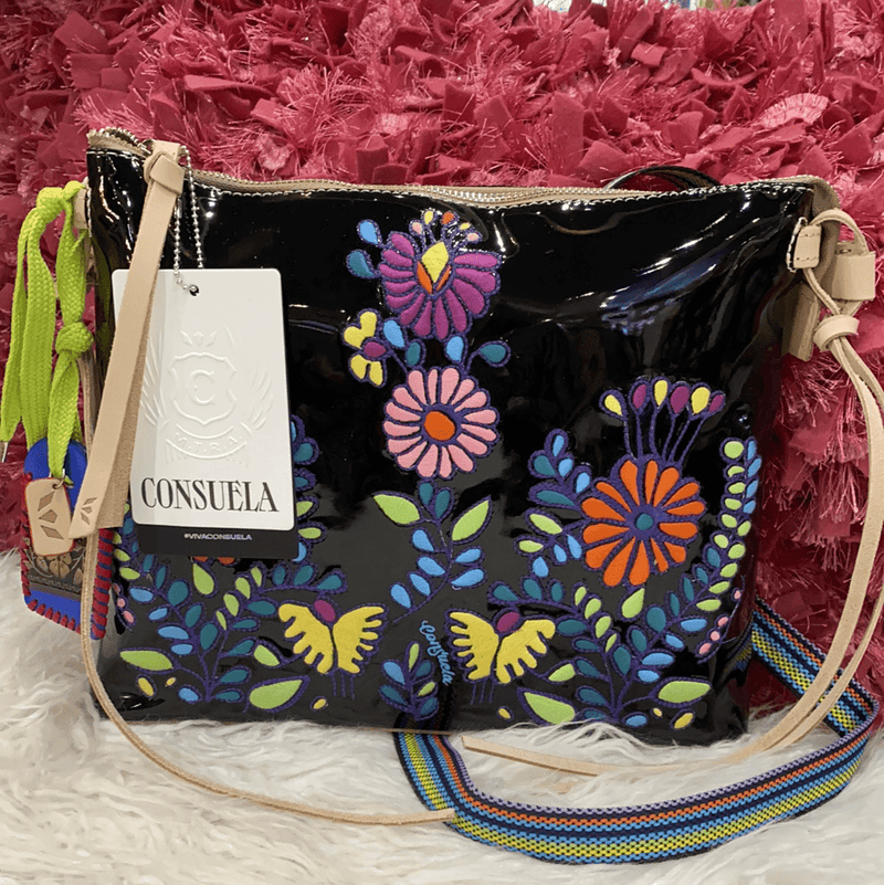 Consuela Crossbody downtown Tia bag! Sassy Fox Boutique, Inc