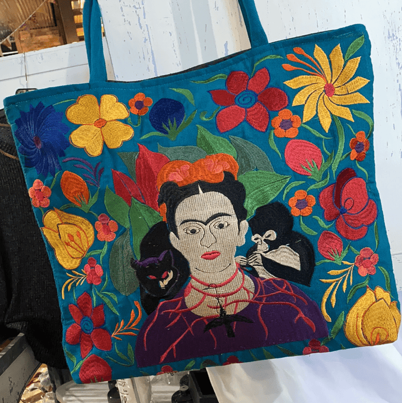 Frida Khalo Sassy Fox Boutique, Inc
