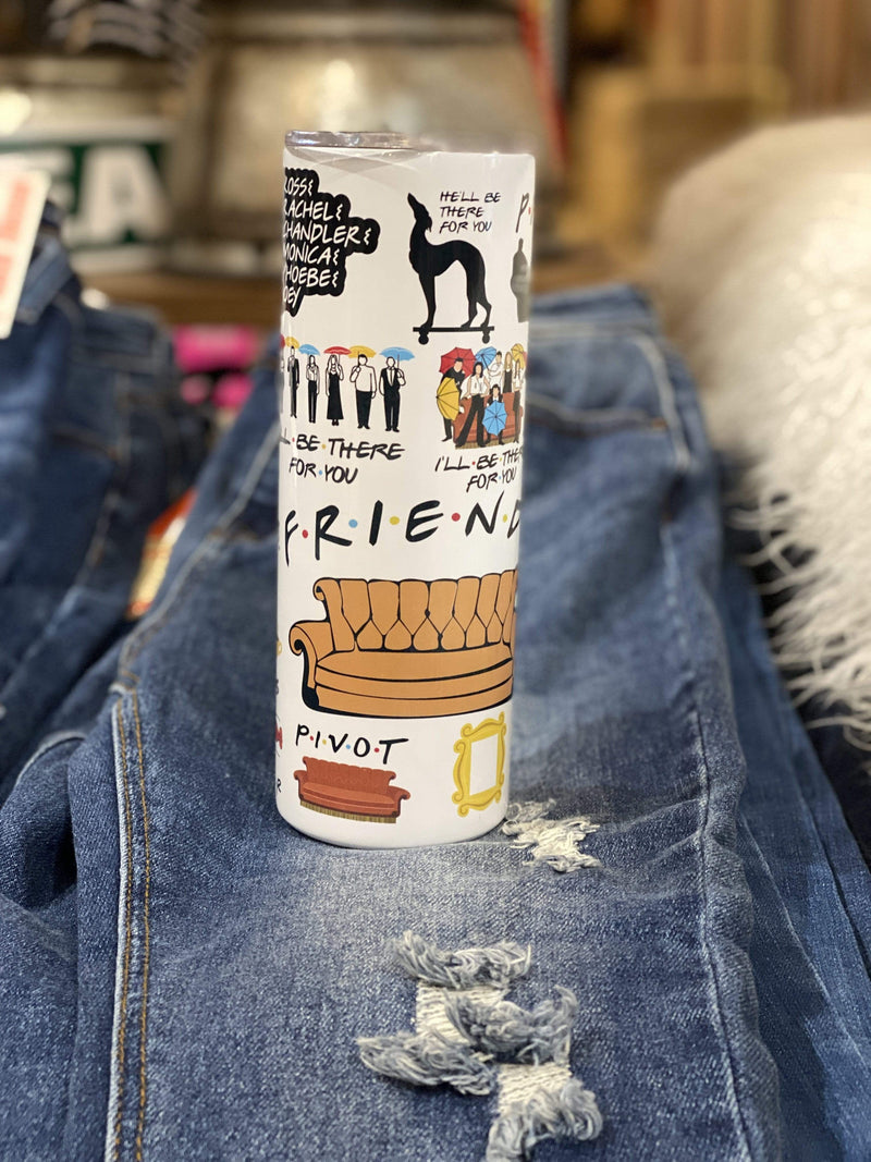 Tumbler Friends! Perfect for you or a Gift!! Gift Sassy Fox Boutique