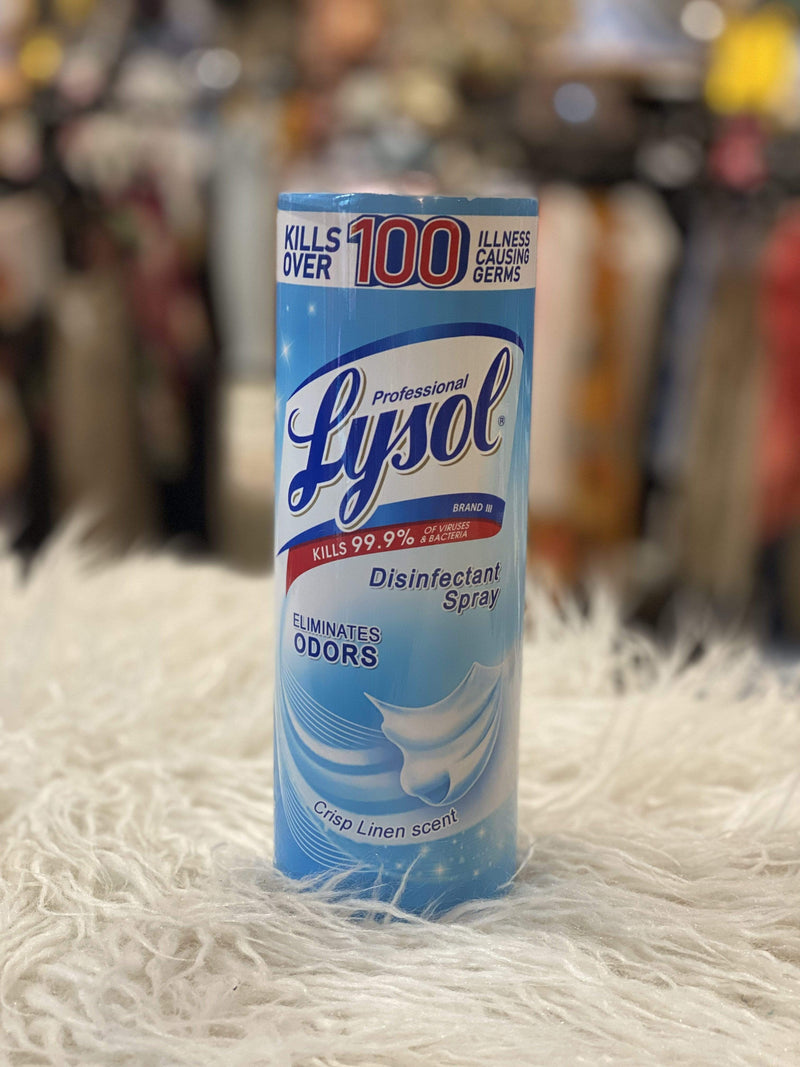 Tumbler Lysol!  Perfect for you or a Gift!! Blue! Gift Sassy Fox Boutique