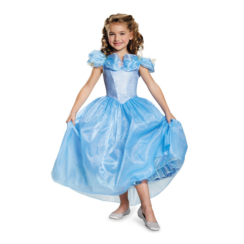 Princess Ruffled Dress