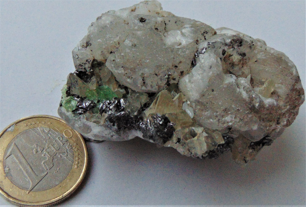 Tsavorit xx ( Chrom-Vanadium-Grossular, Granat)