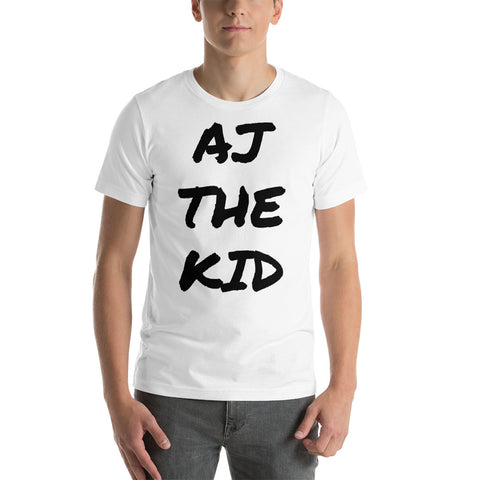 AJ THE KID Short-Sleeve Unisex T-Shirt
