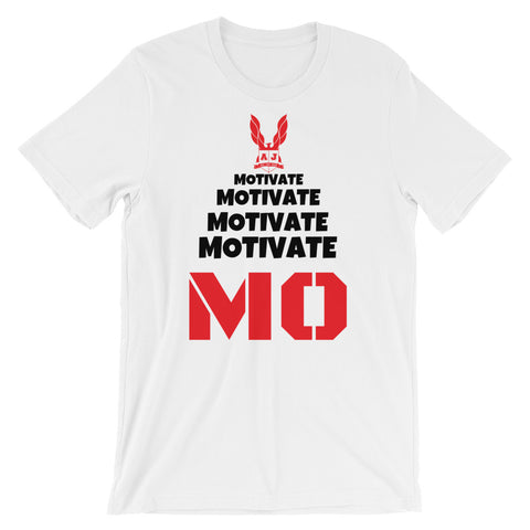 Motivate Short-Sleeve Unisex T-Shirt