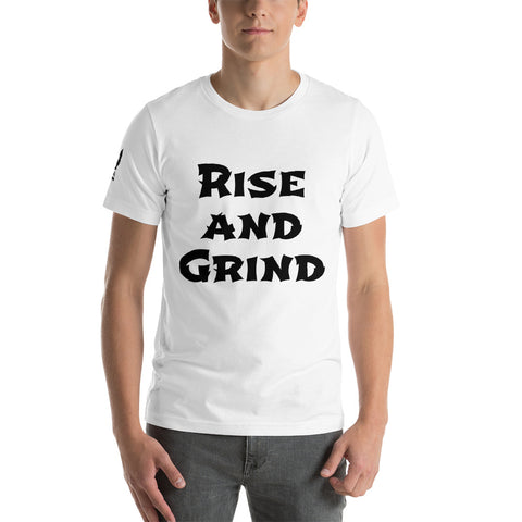 Rise and Grind Short-Sleeve T-Shirt