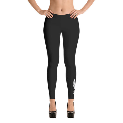 Averi J Logo Leggings