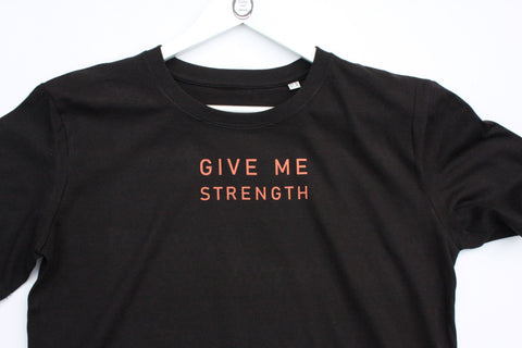 Give Me Strength Ladies Essential  Tee