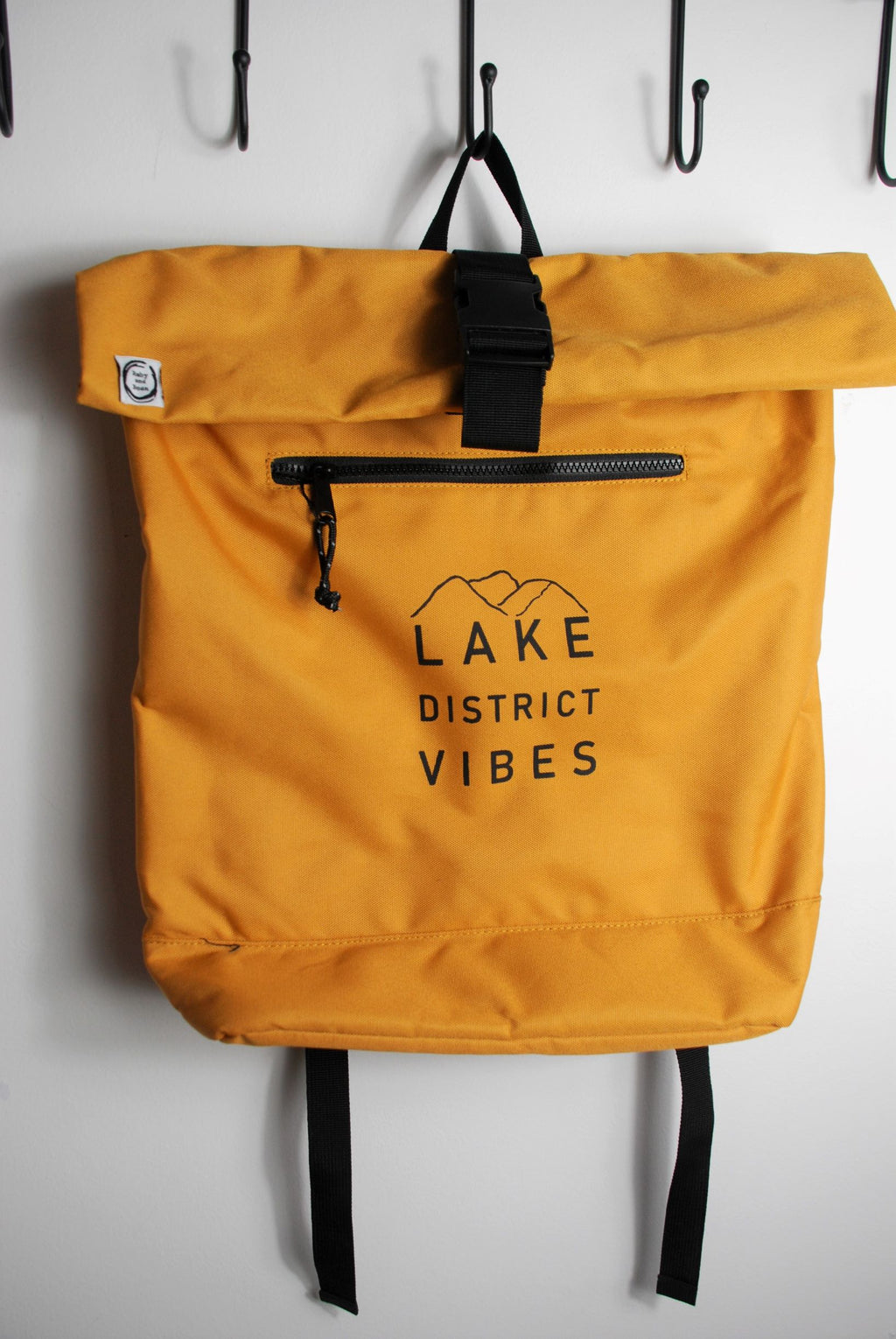 Lake District Vibes Recycled Rucksack