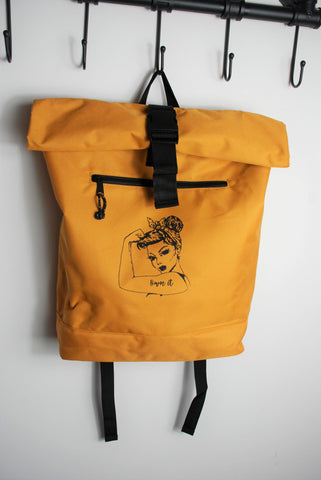 Own It Recycled Rucksack