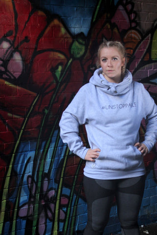 Unstoppable Snood Hoodie