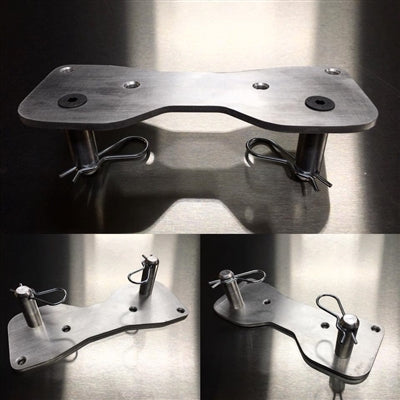 ATC250R Seat Latch Bracket