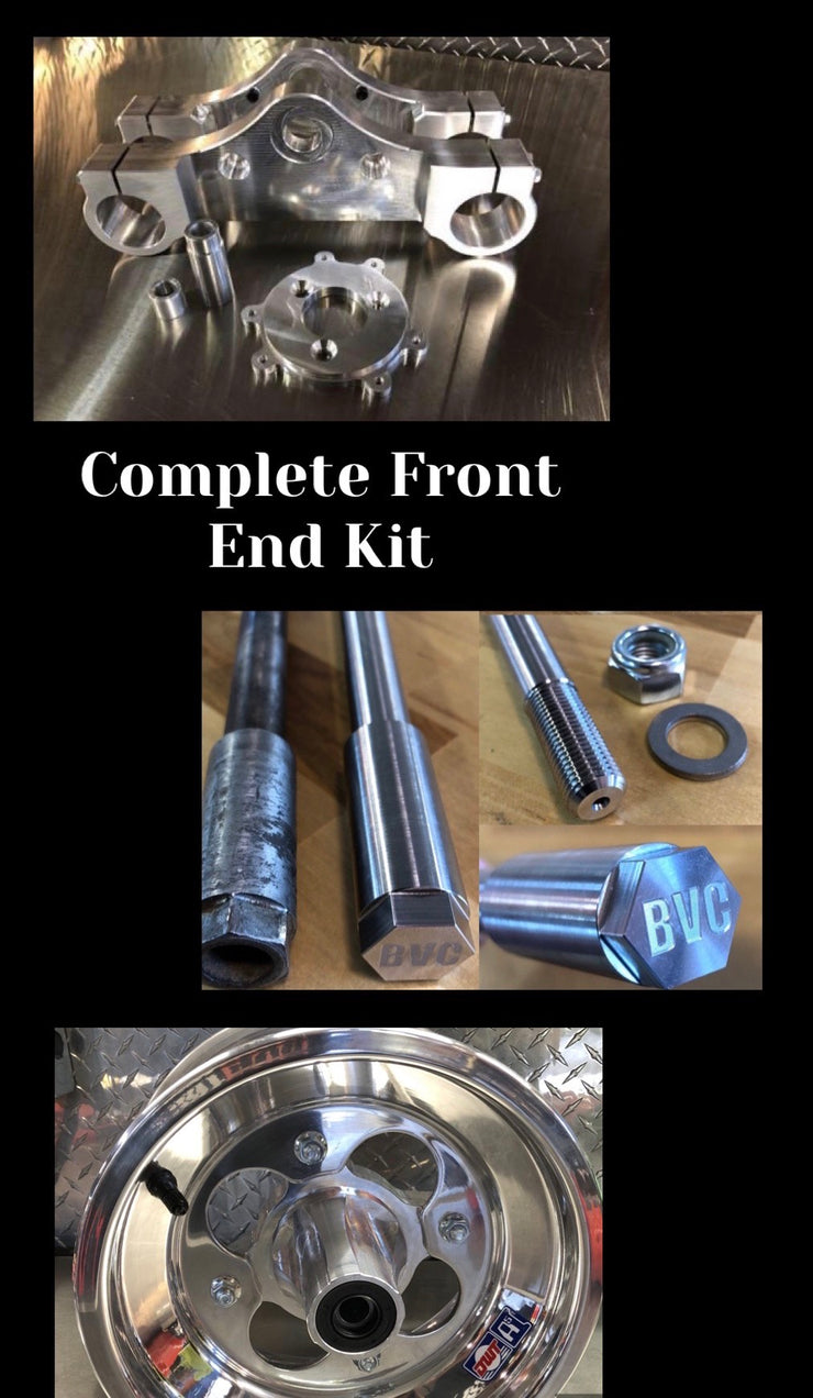 New! Complete Front End Kits