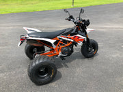 KTM690 Trike build In-house only