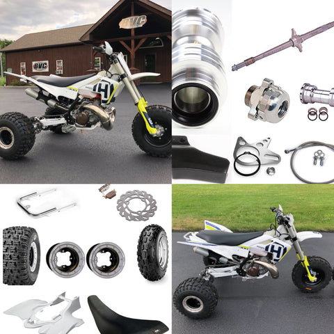 FULL KIT Husqvarna 2018 TX300 Trike kit