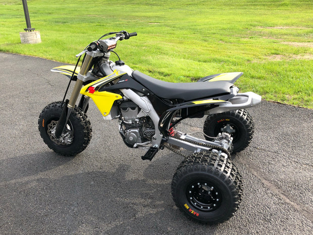 Suzuki RMZ450 Conversion Swing-arm