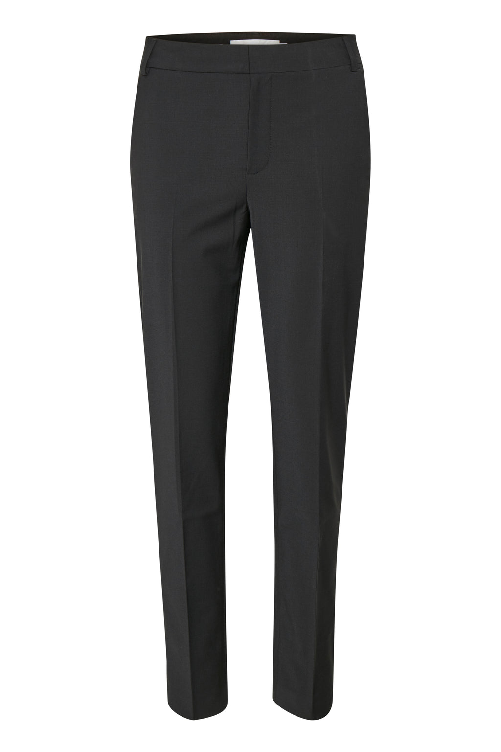 ZALA CIGARETTE PANTS - BLACK