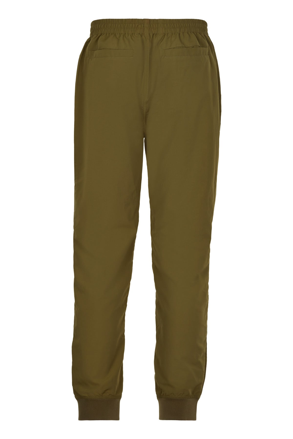 HALO NYLON PANTS - NUTRIA