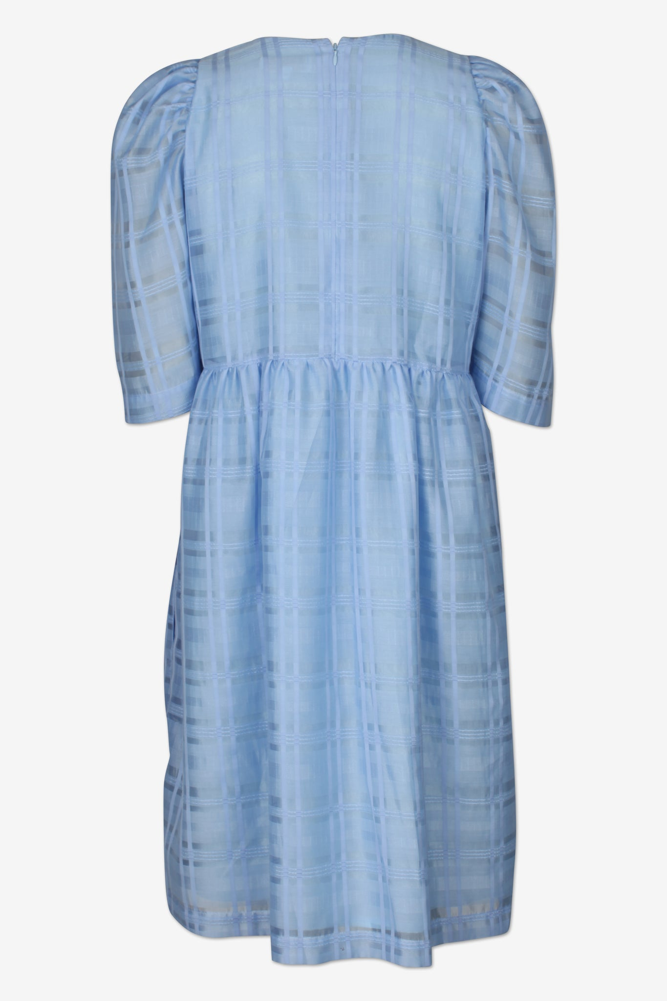 ELOISE DRESS - PLACID BLUE
