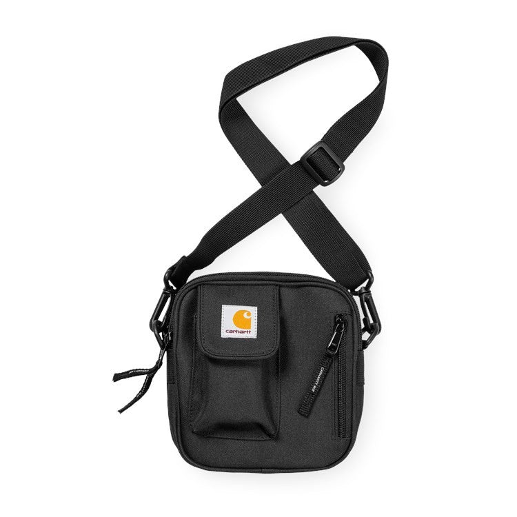 ESSENTIALS BAG SMALL - BLACK