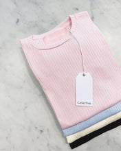 BASIC LS TEE - SOFT ROSE