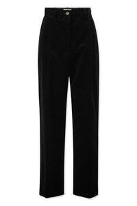 LUCAS CORDUROY PANTS - BLACK