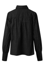 NOAH LS SHIRT - BLACK
