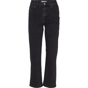 ELLEN JEANS - WASHED BLACK