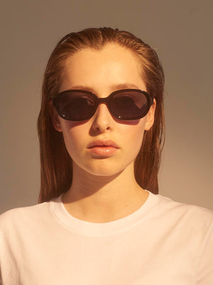 BOB SUNGLASSES - BLACK