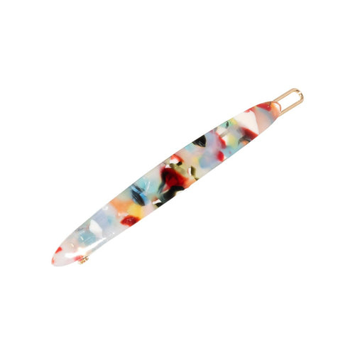 ANDREA HAIR PIN  - MULTI GRANIT