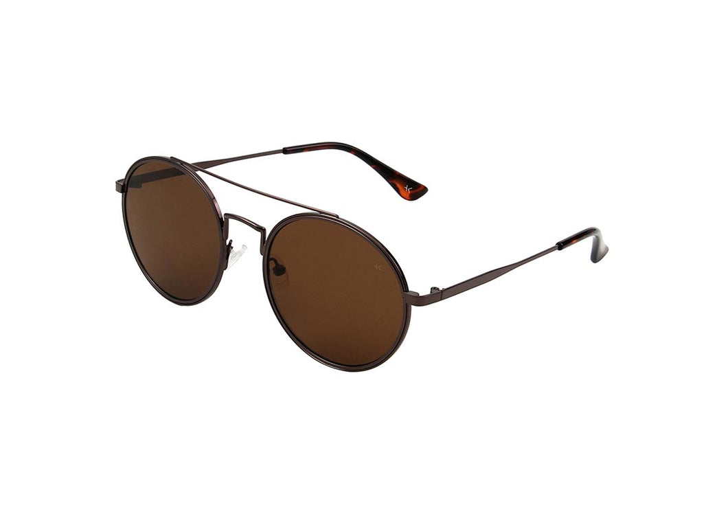 PILOT SUNGLASSES - MATT BROWN