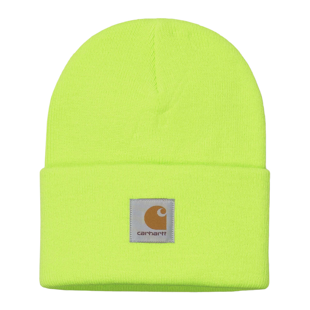 ACRYLIC WATCH HAT - LIME